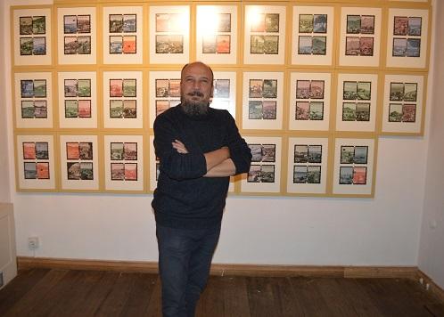 """Photo of Ahmet Elhan'dan bir hafıza çalışması: """"Memleket Serisi"""""""