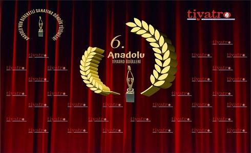 Photo of 6. ANADOLU TİYATRO ÖDÜLLERİ AÇIKLANDI