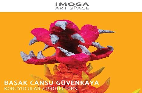 """Photo of Imoga Art Space Heykel Sergisi – Başak Cansu Güvenkaya """"Koruyucular"""""""