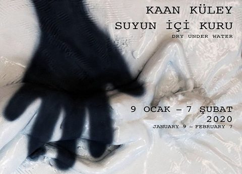 Photo of Sevil Dolmacı Art Gallery Sergi – Kaan Küley 'Suyun İçi Kuru'