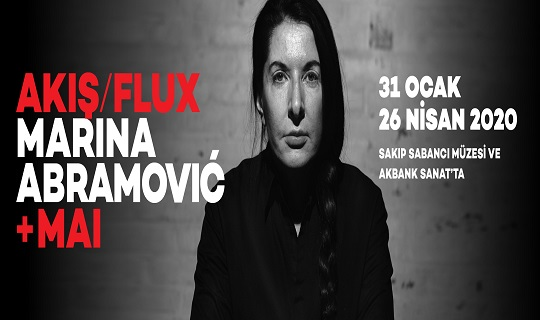 Photo of MARINA ABRAMOVIC, İstanbul'da!