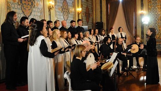 Photo of Fatih Kültür Sanat Merkezi Mevlevi Ayini – İstanbul Türk Ocağı Ömürlü Mûsıkî Topluluğu