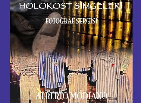 """Photo of 500. Yıl Vakfı Türk Musevileri Müzesi Fotoğraf Sergisi – Alberto Modiano """"Holokost Simgeleri"""""""