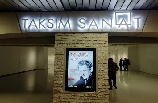 """Photo of """"Nazım – Barışın Şairi"""" Taksim Sanat'ta!"""