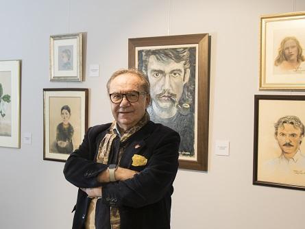 """Photo of """"Anadolu'nun Ressamı"""" Yalçın Gökçebağ İş Sanat'ta!"""