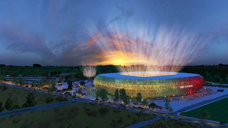 Photo of Senegal Olimpiyat Stadyumu'nun tasarımı Tabanlıoğlu Mimarlık'tan!