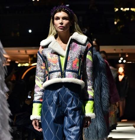 Photo of Vlasta Kopylova, Kış Koleksiyonu ile Milano Fashion Week'de göz kamaştırdı!