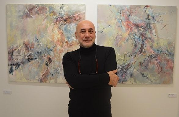 """Photo of Aşkın Akman: """"Ormanı resmetmek istedim."""""""