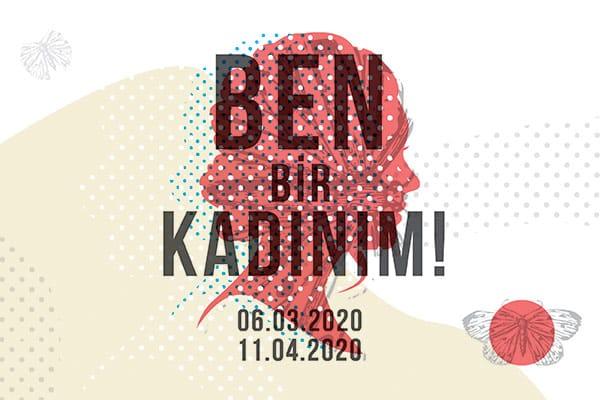 """Photo of Akademililer Sanat Merkezi Grup Resim Sergisi – """"Ben Bir Kadınım!"""""""