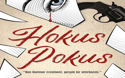 "Photo of GÜNEŞ ALTUNKAŞ'DAN POLİSİYE ROMAN: ""HOKUS POKUS"""