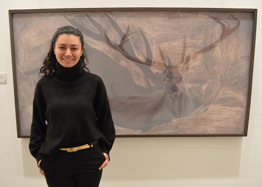 """Photo of Handan Akarsu'nun yapıtlarında doğal yaşam: """"ARTIEKSİSIFIR"""""""