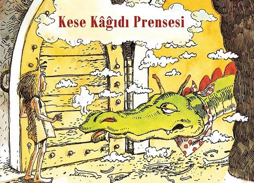 """Photo of """"Kese Kağıdı Prensesi"""""""