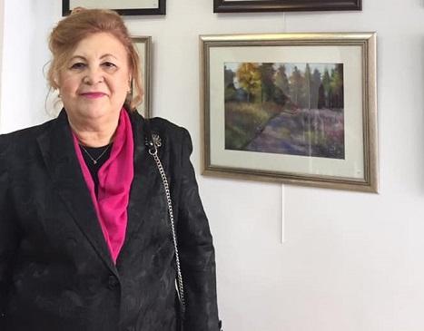 """Photo of Neşe Alparslan'dan """"Renkler ve Yıllar"""""""