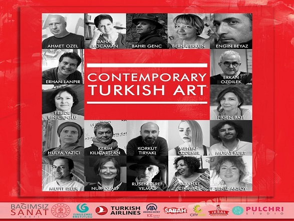 Photo of Contemporary Turkish Art Sergisi, Hollanda'da!