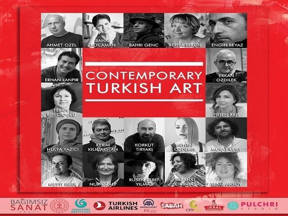 Photo of Contemporary Turkish Art Sergisi, Hollanda'da!