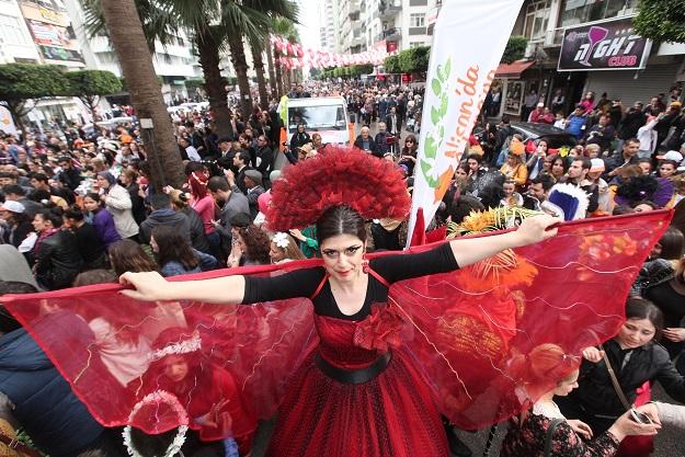 Photo of Adana Uluslararası Portakal Çiçeği Karnavalı