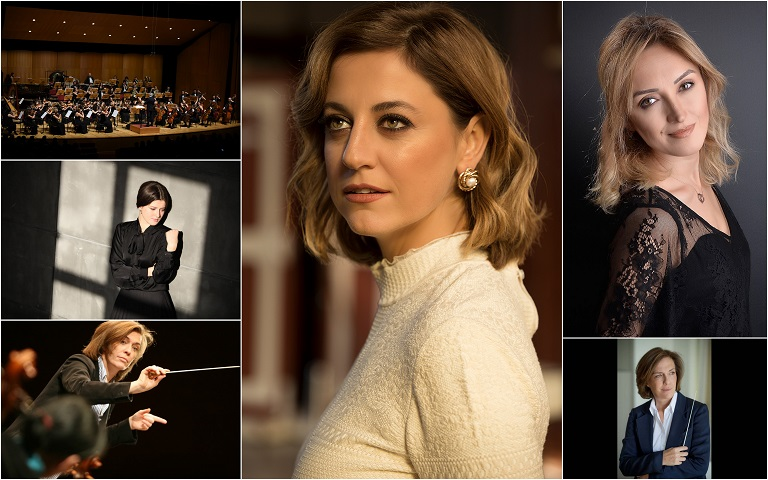 """Photo of Cemal Reşit Rey Konser Salonu """"Kadınlar Günü"""" Konserleri"""