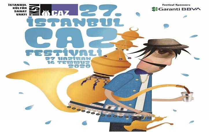 Photo of 27. İstanbul Caz Festivali Programı