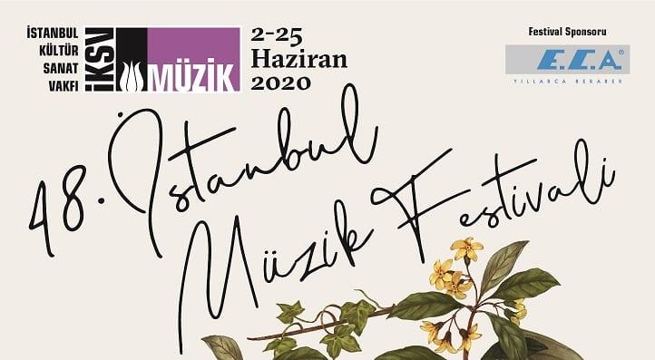 Photo of 48. İstanbul Müzik Festivali Programı