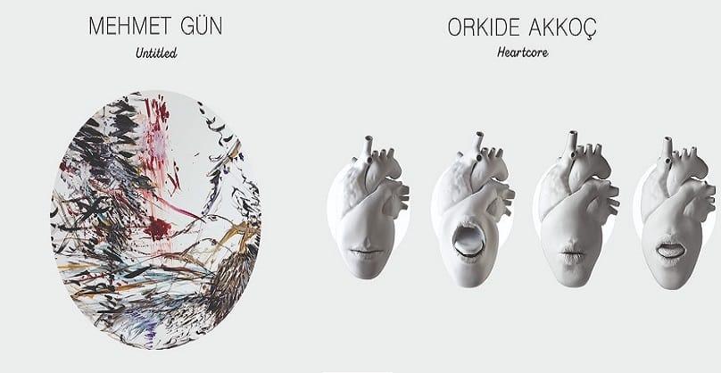 Photo of Sevil Dolmacı Art Gallery 3 Sergi – Orkide Akkoç, Mehmet Gün ve Çağdaş Türk Sanatı seçkisi