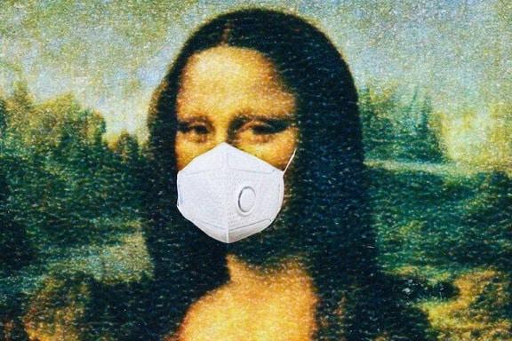 Photo of Koronavirüs etkisi ile değişen sanat eserleri!