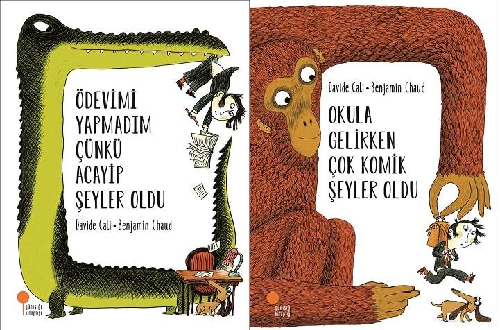 """Photo of Günışığı Kitaplığı'ndan """"OKULDAKİ HAYALCİ"""" dizisi"""