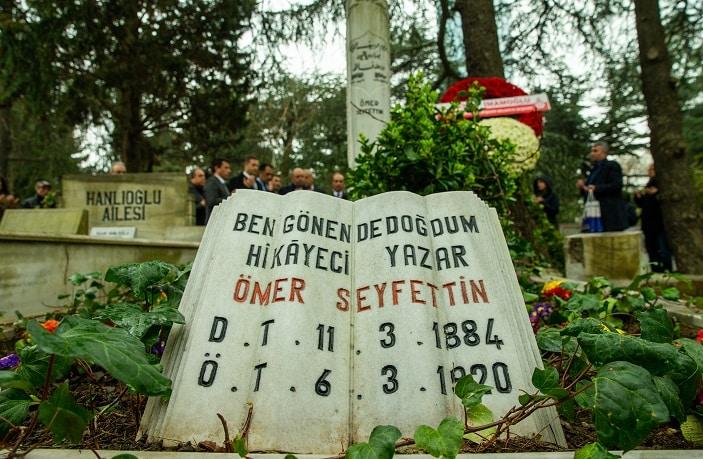 Photo of Ömer Seyfettin Ölümünün 100. Yılında Anıldı.