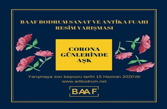 Photo of BAAF BODRUM SANAT VE ANTİKA FUARI RESİM YARIŞMASI