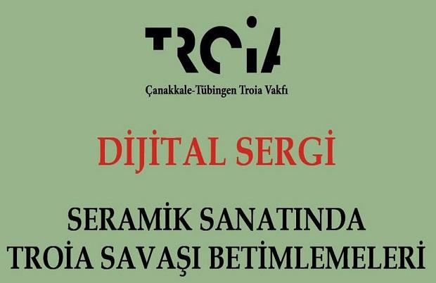 "Photo of ÇANAKKALE-TÜBİNGEN TROİA VAKFI ""Dijital Sergi"""