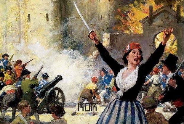 Photo of Fransız Devriminde Kadınlar
