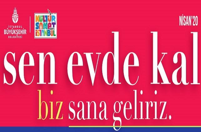 """Photo of """"Sen Evde Kal Biz Sana Geliriz"""""""