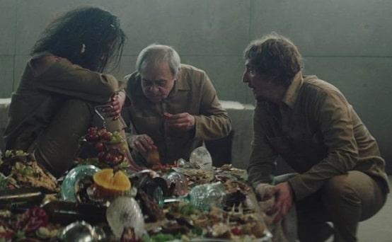 """Photo of Platform filmi: """"Yoksullar birbirinin etini yer mi?"""""""