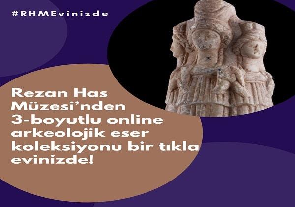 Photo of Rezan Has Müzesi'nden Türkiye'de bir ilk
