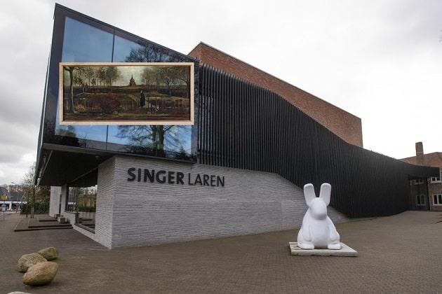 Photo of Singer Müzesi'nden Van Gogh Tablosunun Çalınmasının Ardından – Mine Bora Diri yazdı…