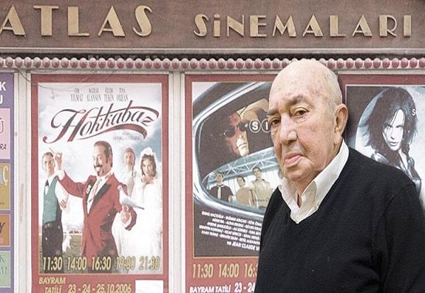 Photo of Atlas Sineması, film festivalleri ve galalar ile yaşayacak!