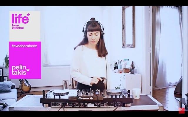 """Photo of Türk DJ'ler """"Life From Istanbul"""" Çatısı Altında Buluştu"""