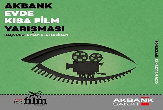 """Photo of """"Akbank Evde Kısa Film Yarışması"""" kısa filmlerinizi bekliyor"""