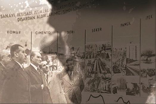 """Photo of """"Atatürk Ekonomisi Ve Beş Destan Adam"""" çıktı!"""