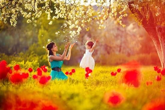 Photo of 'Doğa Annemizin' Anneler Günü Kutlu Olsun