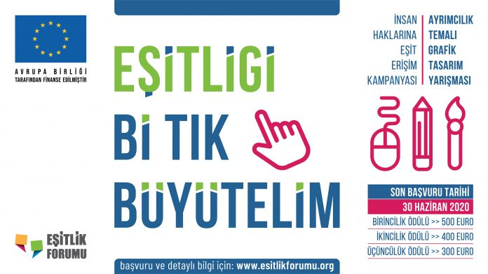 """Photo of """"Eşitlik için"""" Grafik Tasarım Yarışması"""