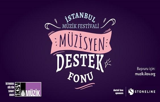 """Photo of İstanbul Müzik Festivali """"Müzisyen Destek Fonu""""nu hayata geçiriyor"""