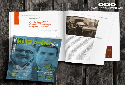 Photo of kitap-lık Dergisi erişime açıldı.
