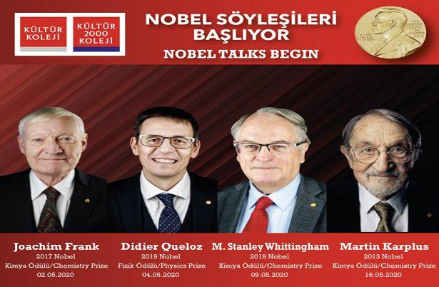 Photo of NOBEL ÖDÜLLÜ BİLİM İNSANI ÖĞRECİLERLE BULUŞTU
