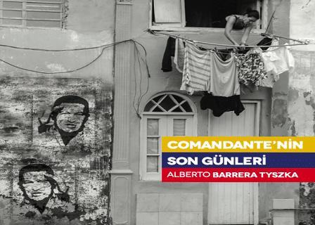 Photo of Tusquets Ödüllü Yazardan Comandante'nin Son Günleri