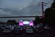 Photo of Boğaz'da arabalı sinema gecesi