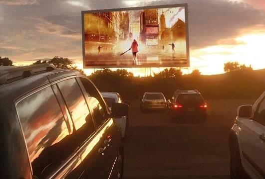 Photo of 'Arabalı Sinema Geceleri'