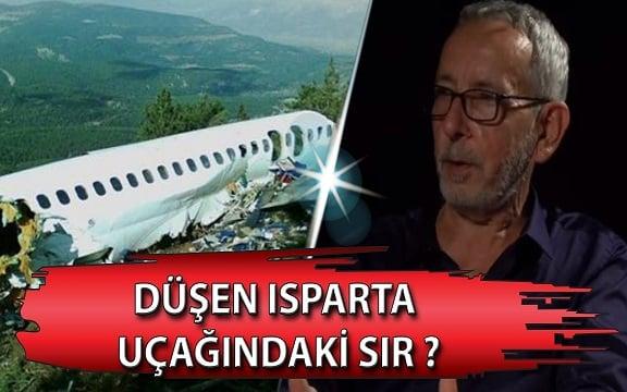 Photo of Isparta Uçağındaki Sır