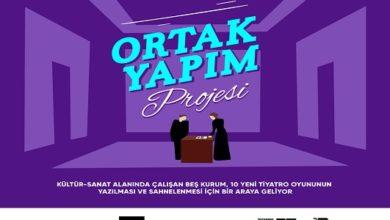 Photo of Beş Kurumdan Türk Tiyatrosuna destek