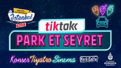 """Photo of Yenikapı İstanbul Açıkhava Gösteri Merkezi """"Park Et Seyret"""" Etkinlikleri"""