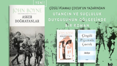 "Photo of John Boyne'dan ""Asker Doğmayanlar"""